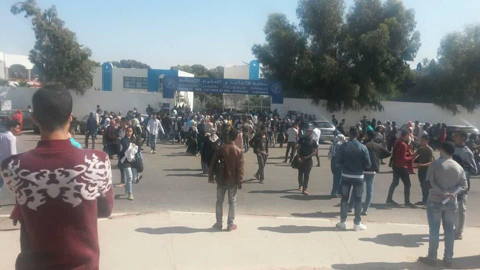 قضية مقتل طالب في كلية أكادير تصل العثماني وبرلماني يطالب ...