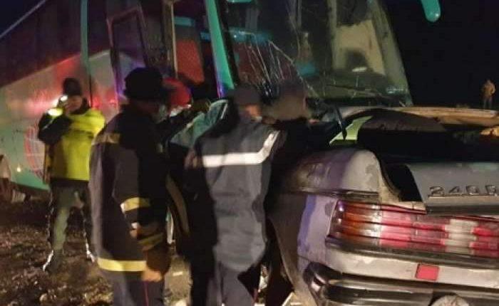 اعتقال سائق حافلة تسبب في حادثة سير مميتة بين الريش و ميدلت
