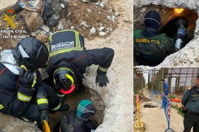وفاة شاب حاول الولوج إلى مليلية عبر مجاري المياه