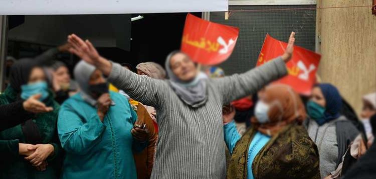 منع وقفة احتجاجية لأرباب الحمامات بالدارالبيضاء